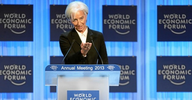 "Top ten quotes of the day from Davos. ""Unless we take action on climate change, future generations will be roasted, toasted, fried and grilled.""  Christine Lagarde (IMF) at #WEF"