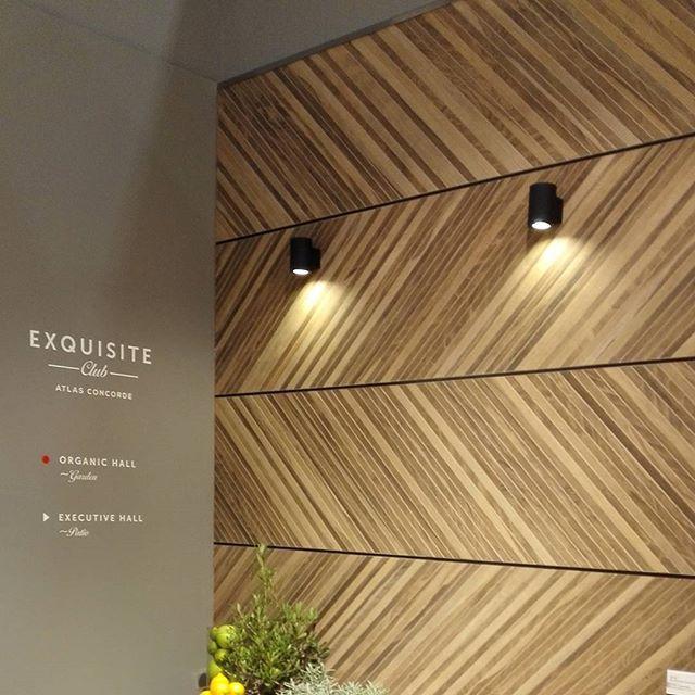 Коллекция ETIC PRO, новинка #Cersaie2015 от atlas concorde имитирует ценные породы дерева. Особенно интересен диагональный принт в формате 25х150. #вседляванной #плитка #дерево #керамика #сантехника #тренд #мебельдляванной #tile #handmade #luxe #яркийдизайн #designtrip #BolognaFiera #Bologna