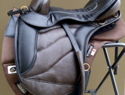 Sensation Ride™ Hybrid Treeless Saddle