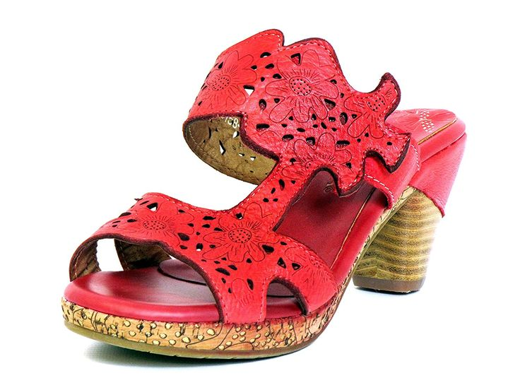 Women Mules red, (rot) VERSANT ROUGE *** To view further for this item, visit the image link.