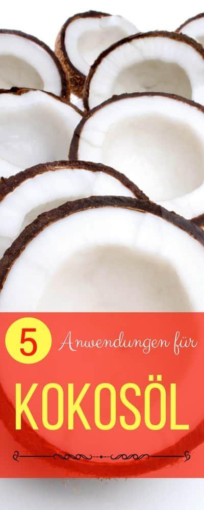 5 Gründe, warum Kokosöl so gesund ist