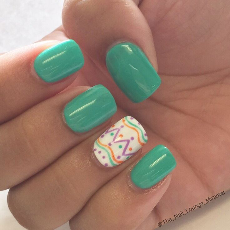 Easy Easter Nail Art: 25+ Best Ideas About Easter Nail Art On Pinterest