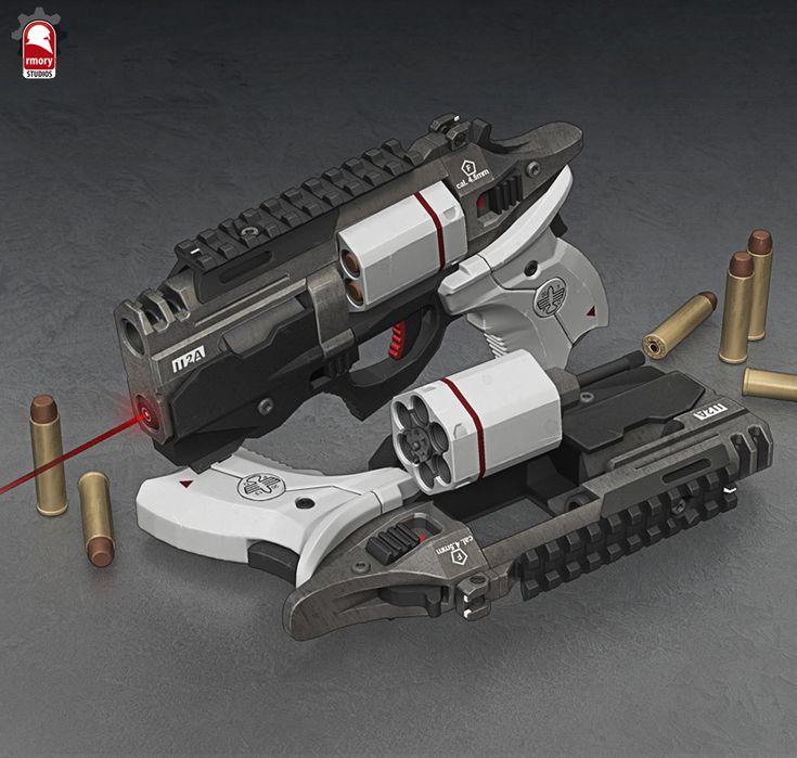 ascend - revolver by kristhaler