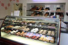 Nicola's Donuts—These candy-themed doughnuts range from Oreo, Reese's Peanut Butter Cups, Snickers and, for the killer sweet tooth, Pixie Stick doughnuts. Apparently, the super sweet angle is a hit, as Nicola's in Tampa, Fla., opens at 5:30 a.m. and is usually sold out by 11 a.m.