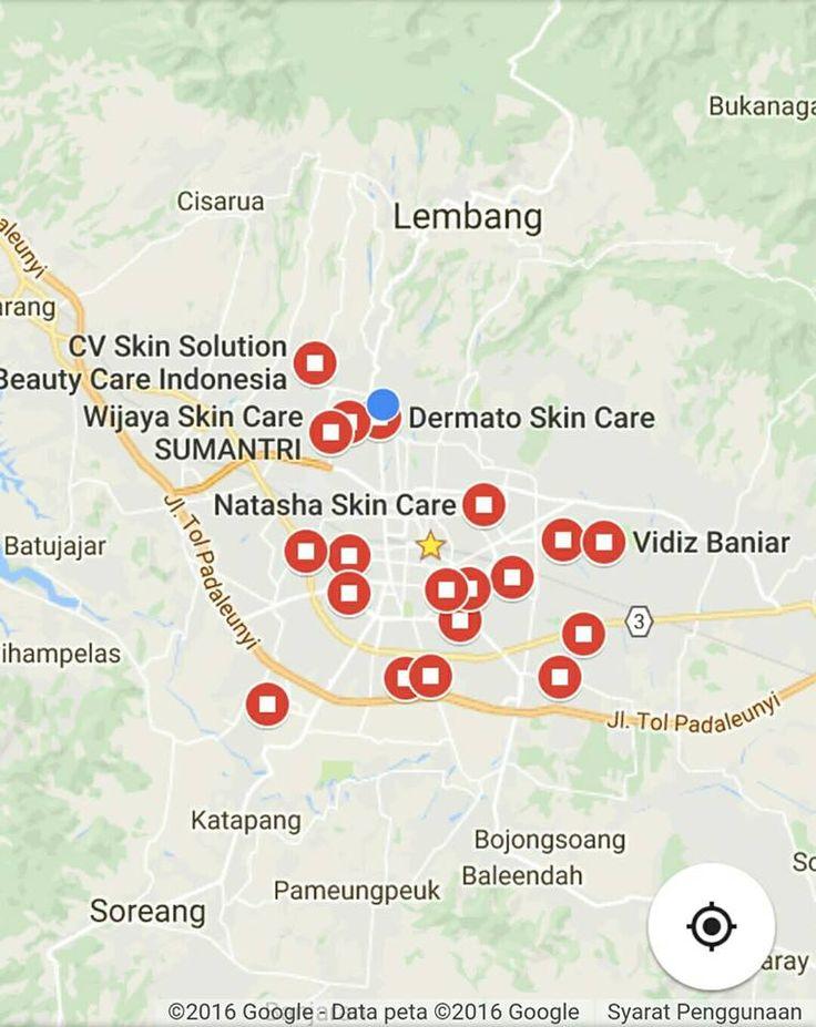 Alamat Klinik Skincare Terbaik di Bandung