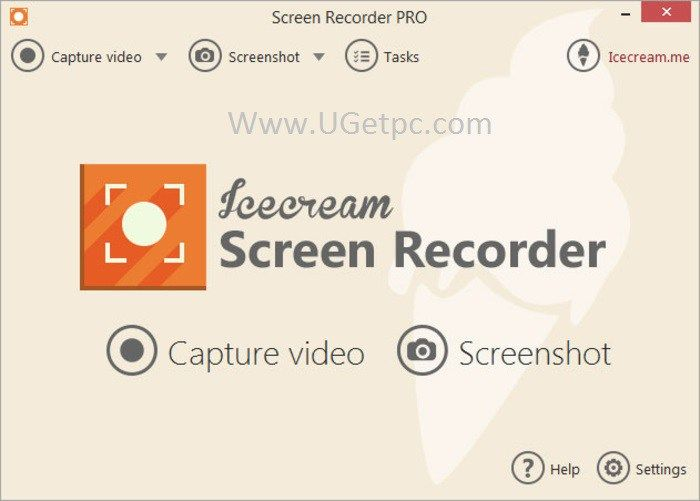 Icecream Screen Recorder Pro 5 89 Crack Serial key Free Download