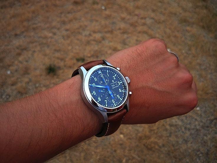 Čo máte dnes na ruke (hodinky)? - Stránka 625 - Všeobecná diskusia o hodinkách - HODINKOMANIA.SK