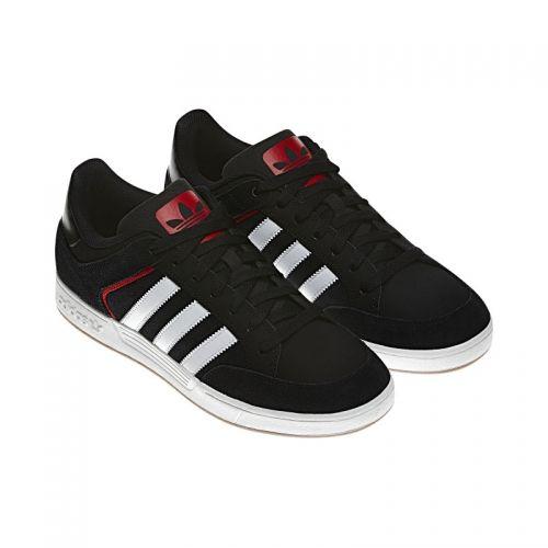 adidas Originals - Varial Low Black / University Red / Running White (Q33249)