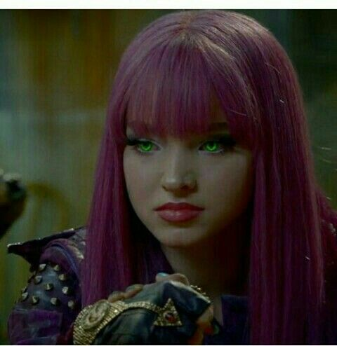Mal Turning Evil For A Moment Descendants 2