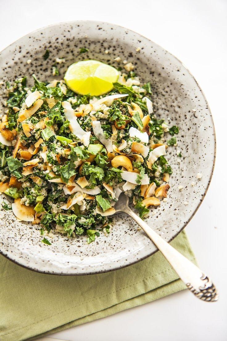 Skinny Six: Oosterse boerenkoolsalade