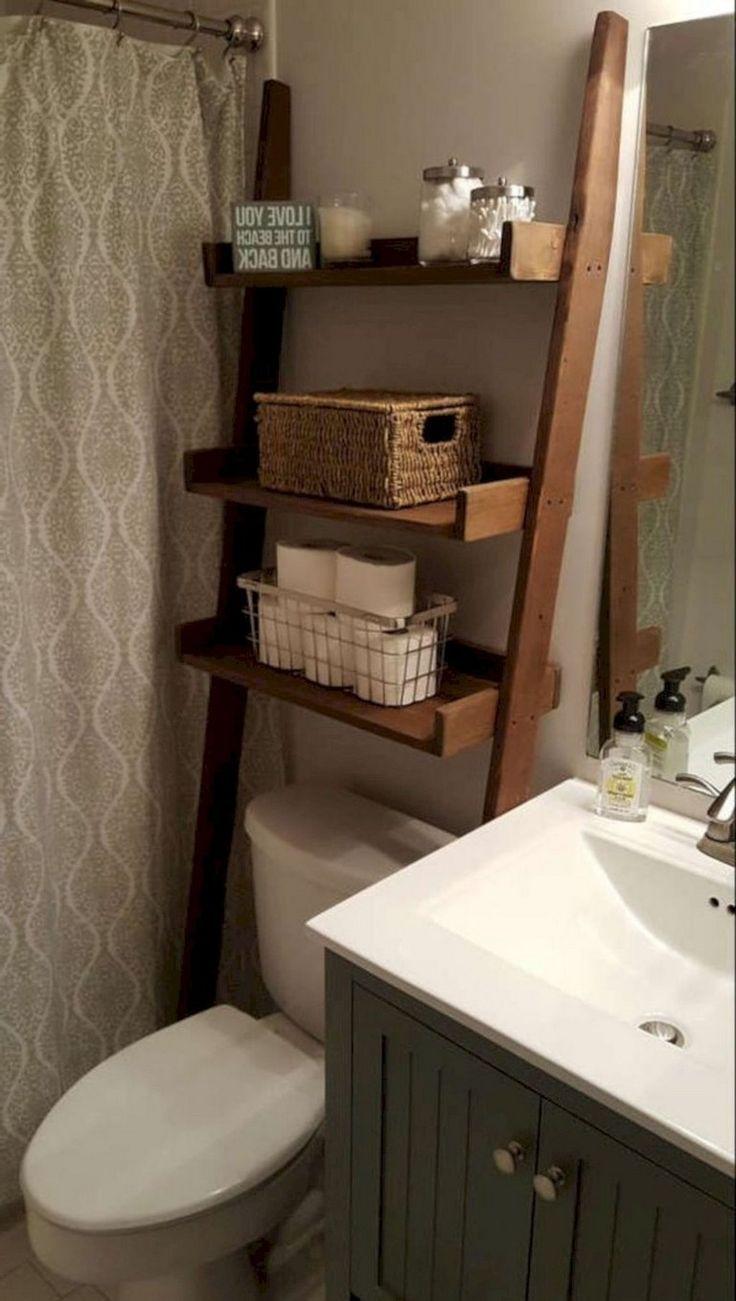 Excellent Images Small Bathroom Organization Thoughts Tiny Bathrooms Are Challenging To Design On The Badezimmer Diy Kleine Badezimmer Badezimmer Aufbewahrung