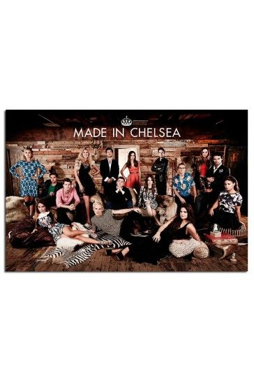 Made In Chelsea Cast Poster