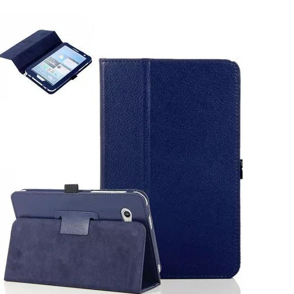 New Folio Book For Samsung tab 2 P3100 Case PU Stand Funda Cover for Samsung Galaxy Tab 2 7'' P3100 GT-P3100 GT-P3110 Coque
