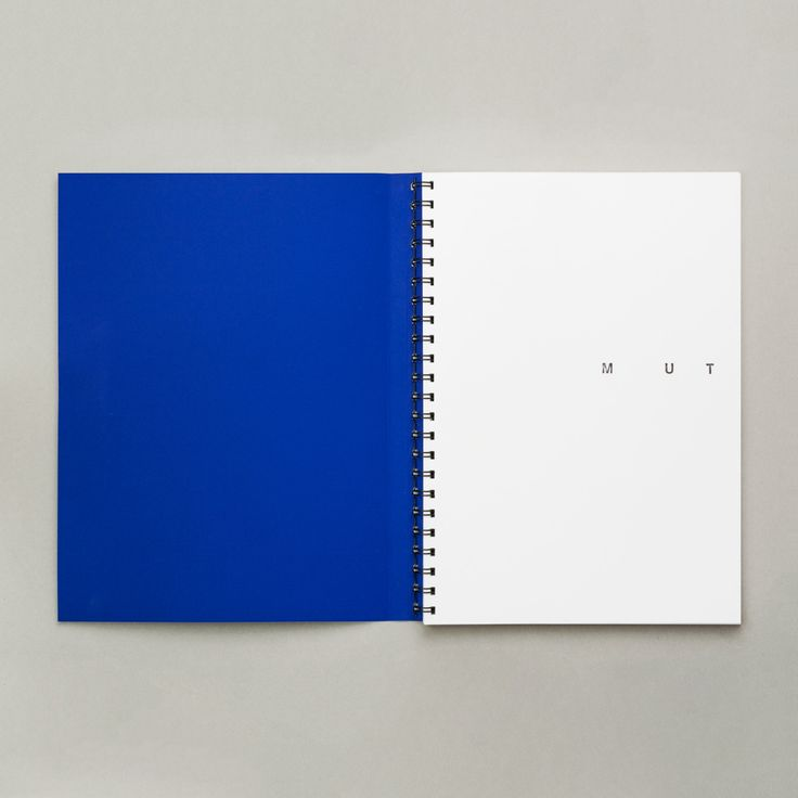 Studio Mut Notebook Is Here Paper Arjowiggins Curious Matter