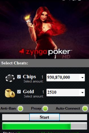 Facebook Zynga Poker Hack 2017 Gold And Chips Generator
