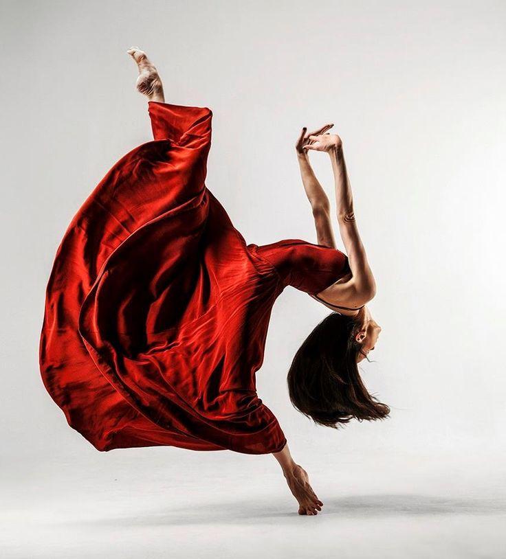 Maria Abashova is principal dancer at the Eifman Ballet of St. Petersburg ~ photo by Vadim Stein.