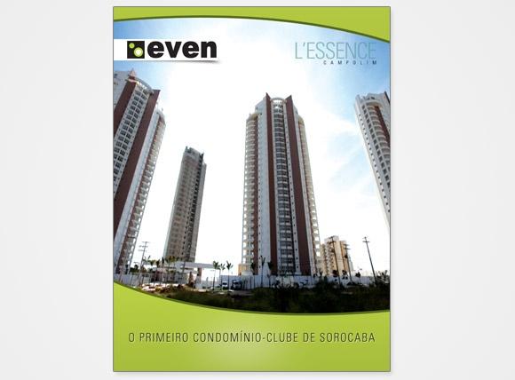 Even Construtora - Folheto de Empreendimento