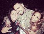 Karrueche Tran & Chris Brown on June 5, 2014  - Hollywood Life