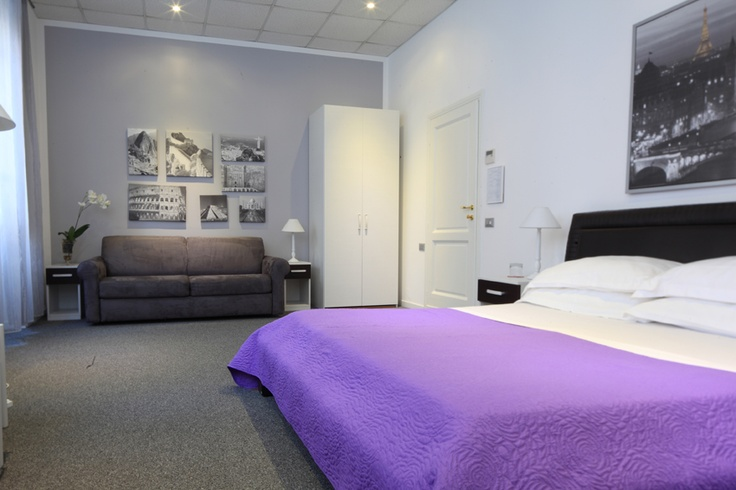Relaxing and spacious rooms...