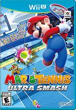Mario Tennis: Ultra Smash Box Art
