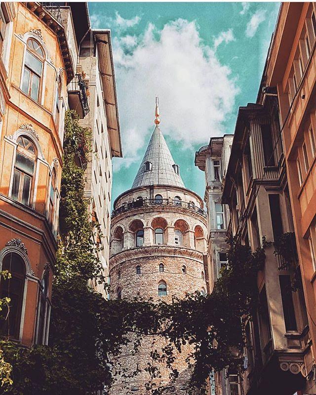 #Istanbul #Oneistanbul #Galata Photo: @cemal_1229