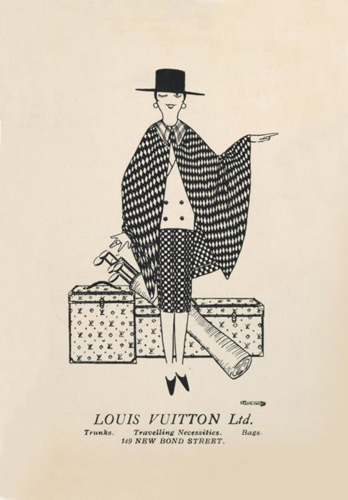 ZsaZsa Bellagio - Louis Vuitton ad