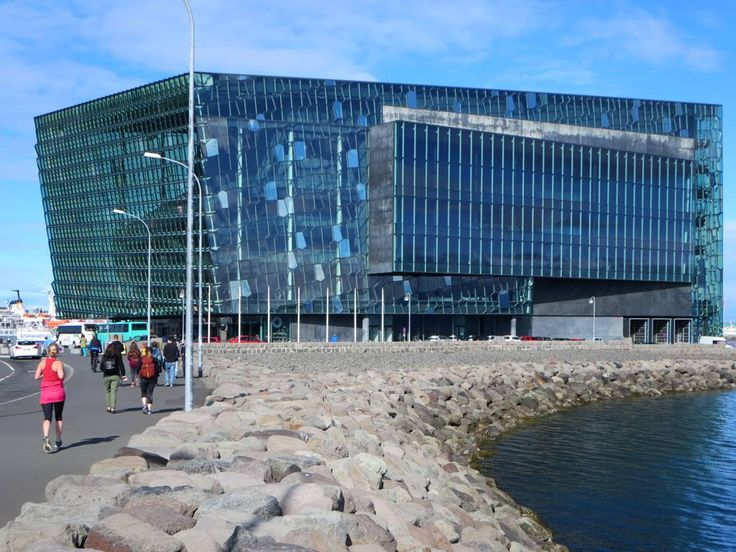 Harpa, the Concert Hall and Conference Center of Reykjavik, Iceland, officially opened in 2011.