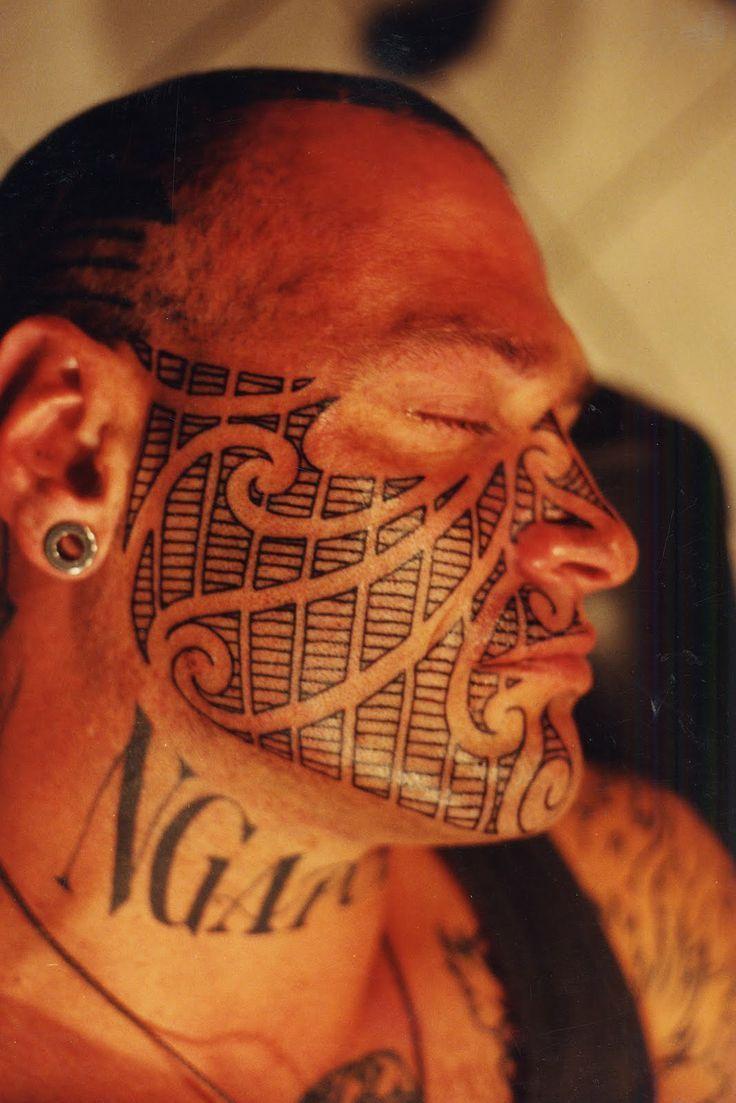 e729a7885ce13 maori face tattoos designs #maori #tattoo #tattoos | Maori tattoos ...