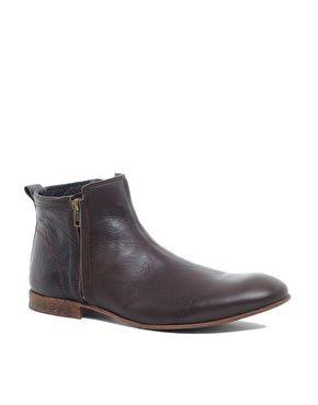 ASOS Chelsea Boots With Zip