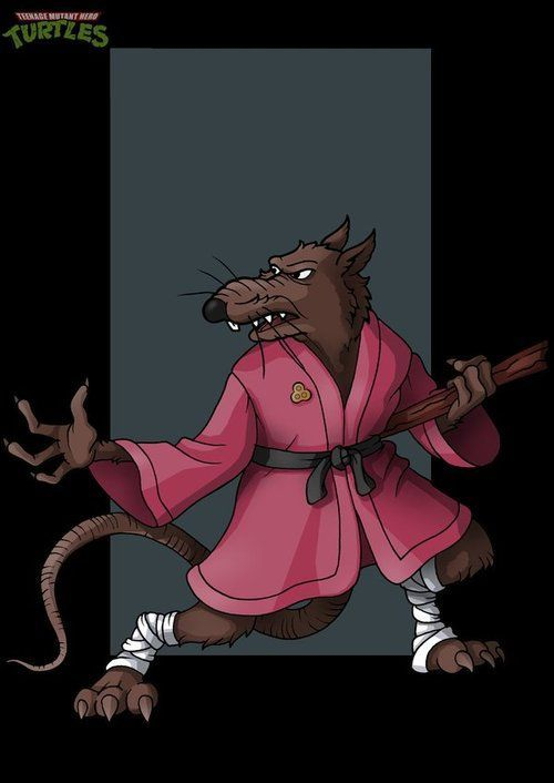 splinter - Turner for Halloween?