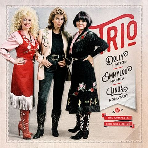 Dolly Parton, Linda Ronstadt and Emmylou Harris to Release 'Trio' Box Set -September 2016