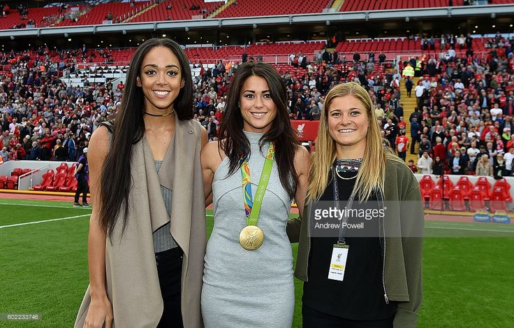 Katarina Johnson-Thompson track and field athlete specialising in the…