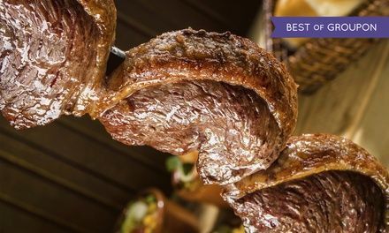 [Top 10 Daily #Deals Los Angeles, CA] $45.00 (Save 46%) on Up to 46% Off Brazilian Dinner at Samba Brazilian Steakhouse
