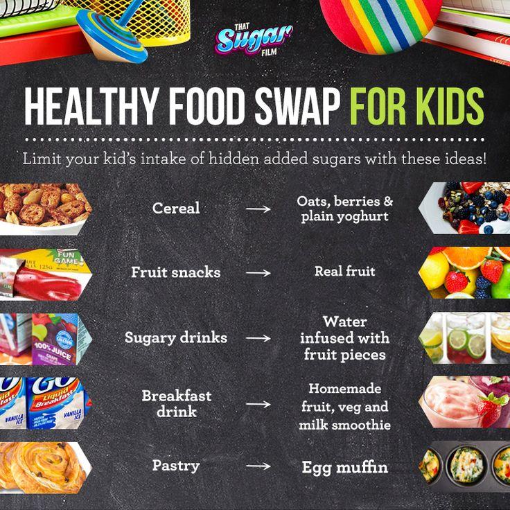 170105_TSF_Kids Health Food Swaps
