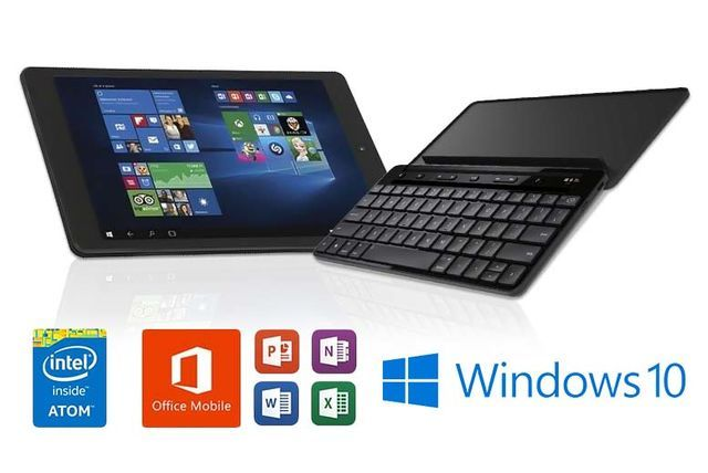 16GB Windows Tablet With Optional Keyboard