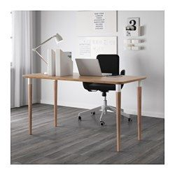 IKEA - HILVER, Table top, , Pre-drilled leg holes for easy assembly.Surface made from bamboo, a durable, renewable and sustainable material.