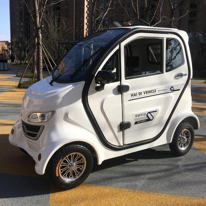 """Best product from China - Купить """"XZ-SR-4-60V32AH1000W Новая энергия электрический четыре колеса автомобиля"""" всего за 2889 USD."""