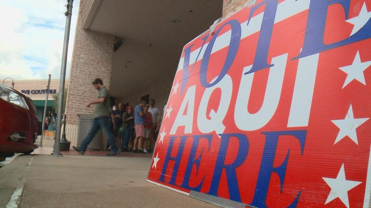 Texas electors aren't technically bound to vote for the way Texans do.