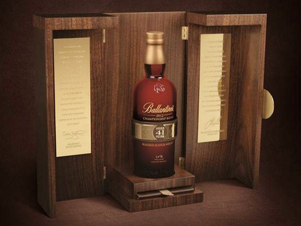 Limited Edition: This 41 YO Ballantine's Whisky