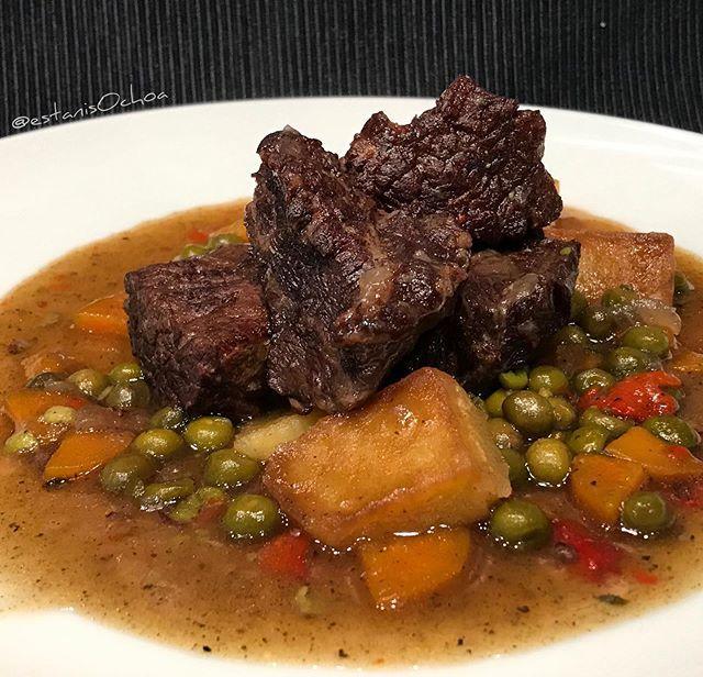 Carne De Aguja De Ternera Guisada En Stories Como Lo He Hecho
