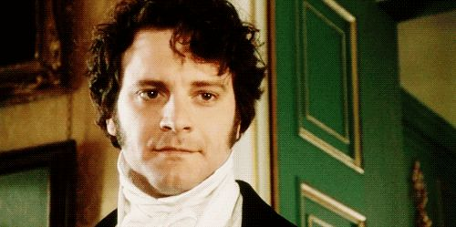 This is Mr. Darcy. | 18 Dating Lessons From Mr. Darcy
