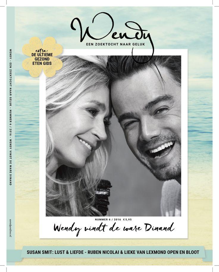 Wendy van Dijk en Dinand Woesthoff l Editie zes