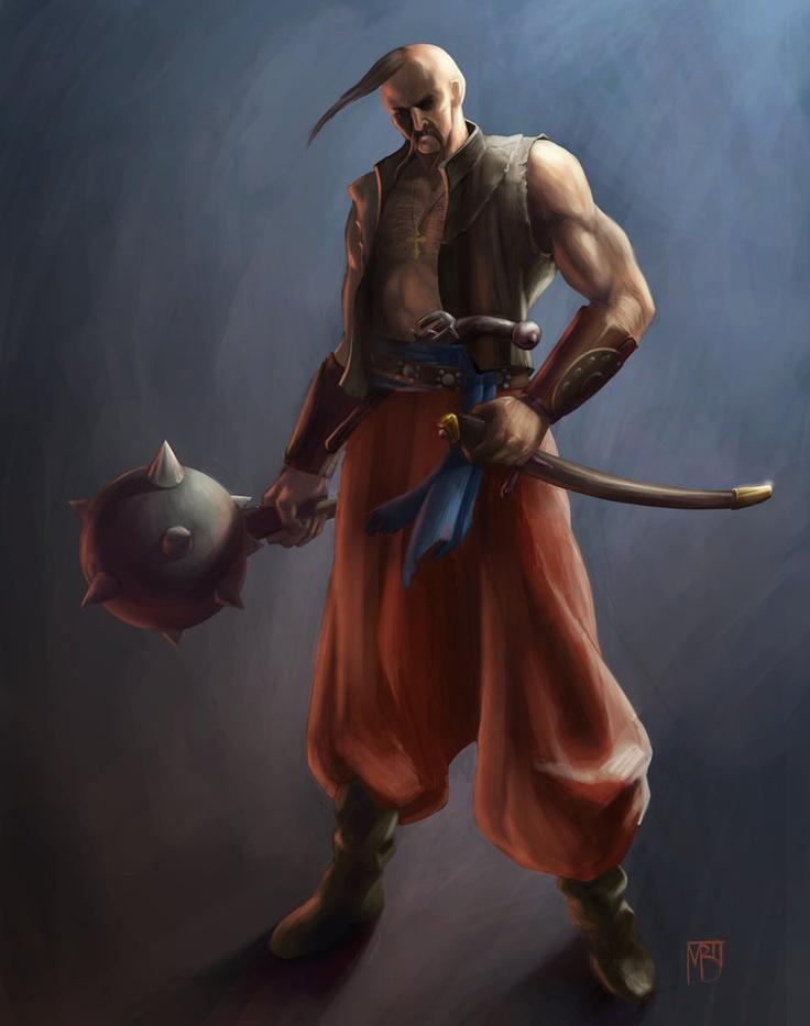 Картинки казака характерника