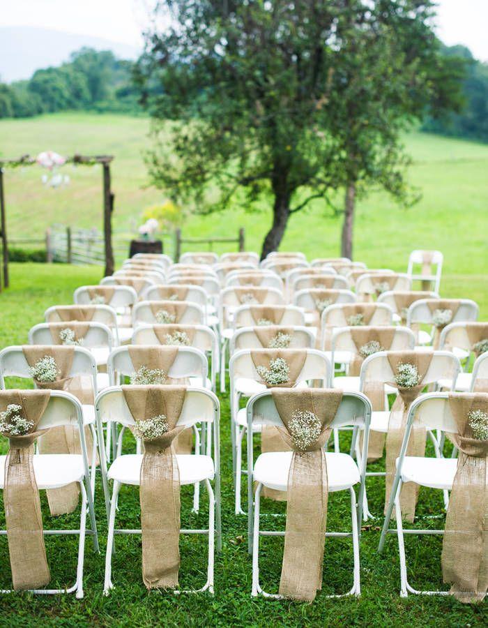 Un mariage champêtre en 20 idées déco