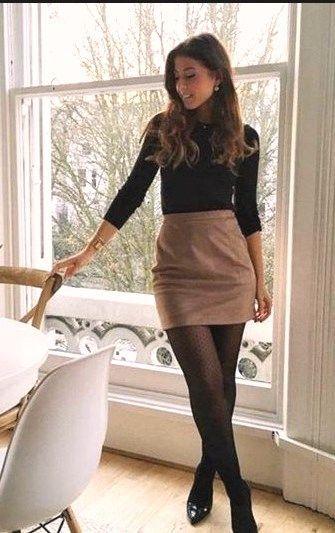 30 superbes tenues de travail avec jupe