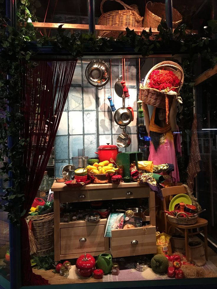 """MILLY'S KITCHENSHOP, Ponsonby Road, Ponsonby, Auckland, New Zealand, """"You have to Taste a Culture to understand it"""", created by Ton van der Veer"""