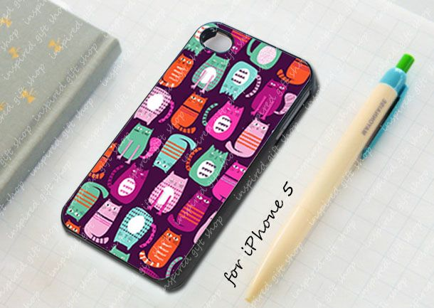 love cats - design case for iPhone 5