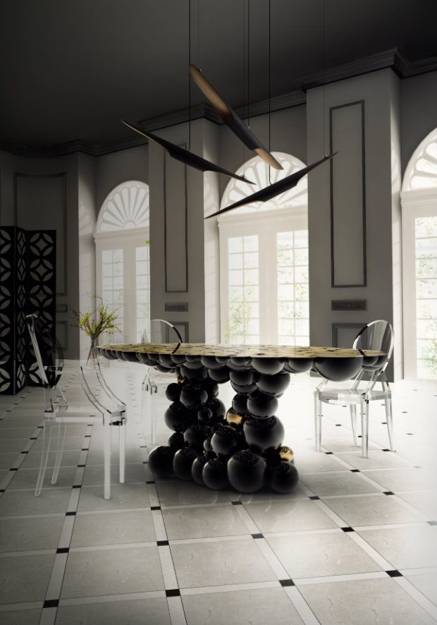 Dining Room Trends U2013 Picking The Right Table Images