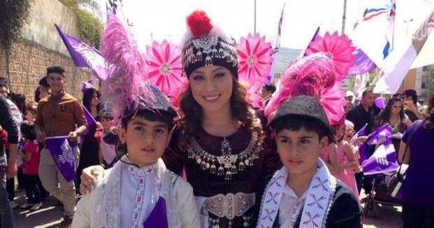 Nohadra Duhok településen is megünnepleték a Szír Újévet. A megmaradt észak-iraki asszír- szír keresztény közösség