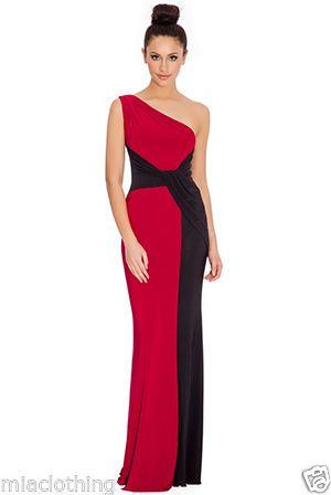 New-Beautiful-Blue-Red-Sexy-Hot-Maxi-Dress-Christmas-Dress-Idea-Goddess